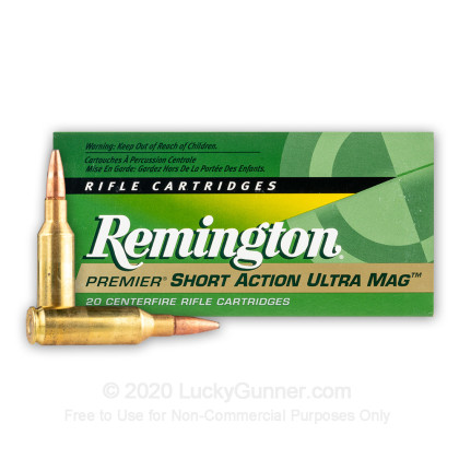 Image 2 of Remington 7mm Sa Ultra Mag Ammo