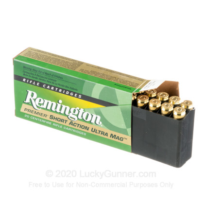 Image 3 of Remington 7mm Sa Ultra Mag Ammo