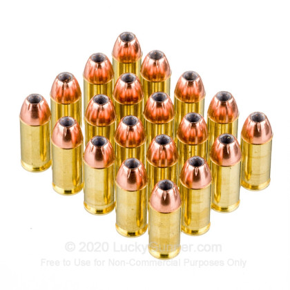 Image 4 of Hornady .40 S&W (Smith & Wesson) Ammo