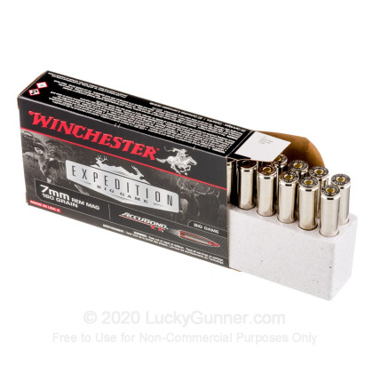 Image 3 of Winchester 7mm Remington Magnum Ammo