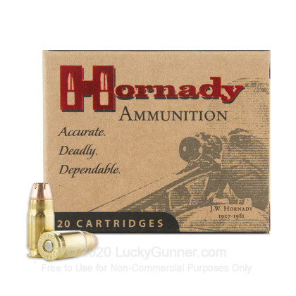 Image 2 of Hornady .357 Sig Ammo