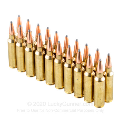 Image 4 of Hornady 300 Winchester Short Magnum Ammo