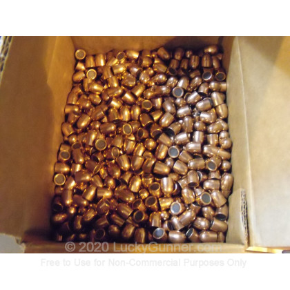 Large image of Bullets - 380 95 gr MC - Remington- 2000 (Bullets)