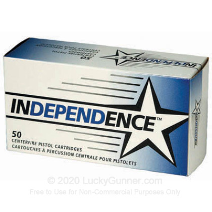 Image 1 of Independence .357 Magnum Ammo