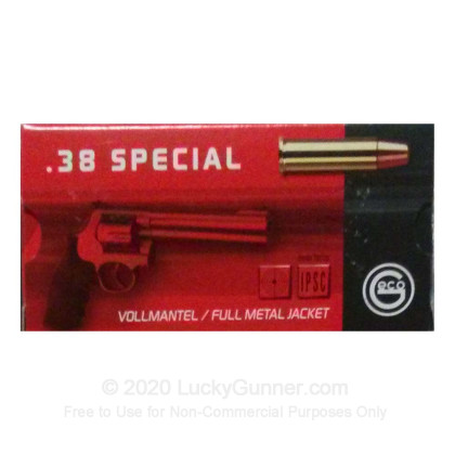 Image 2 of GECO .38 Special Ammo