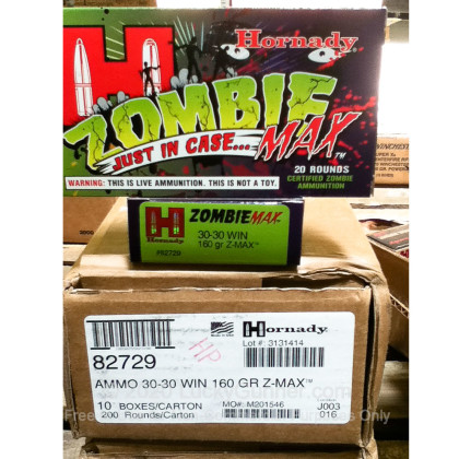 Image 12 of Hornady .30-30 Winchester Ammo