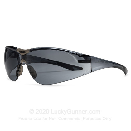 Large image of Champion Ballistic Shooting Glasses with Black Rims For Sale - 42702 - Champion Glasses in Stock