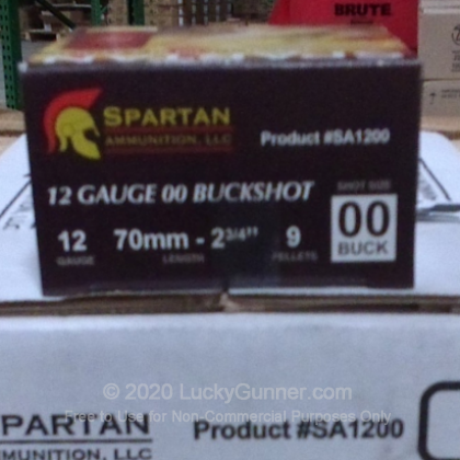 Image 1 of Spartan 12 Gauge Ammo