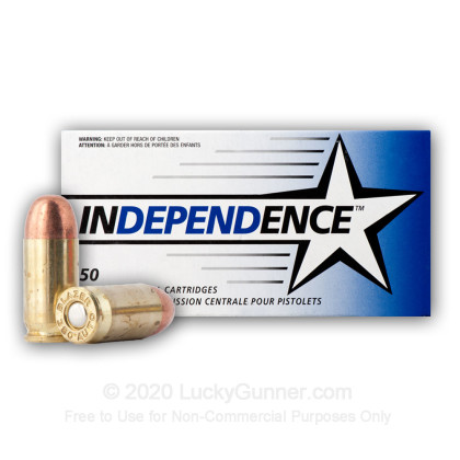 Image 5 of Independence .380 Auto (ACP) Ammo