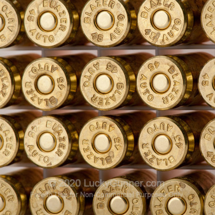 Image 8 of Independence .45 ACP (Auto) Ammo