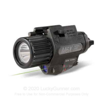 Large image of LED Flashlight / Green Laser Combo - Night Ops - Black - EOTech For Sale