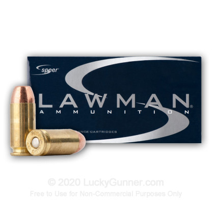 Image 1 of Speer .40 S&W (Smith & Wesson) Ammo