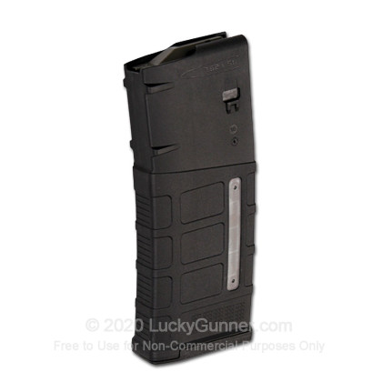 Large image of Magpul Gen 3 AR-10 25rd - 7.62x51mm - Black - PMAG Standard Magazine For Sale