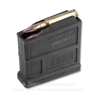Large image of Cheap 7.62x51mm Magazine For Sale - Magpul Short Action AICS Rifle Magazine in Stock by Magpul - 5 Round Magazine