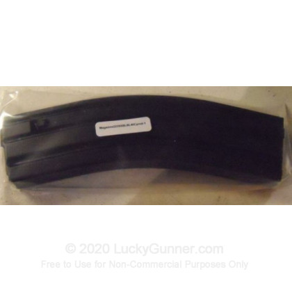 Large image of C-Products 223 Stainless Steel Magazine Black Teflon Finiish For Your AR-15 For Sale - 40 Rounds