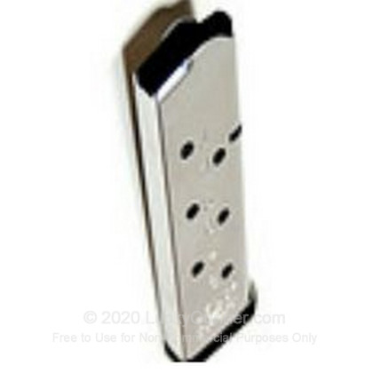 Large image of C-Products 1911 45 ACP Magazine Stainless Steel Electro Polish Finiish For Sale - 8 Rounds