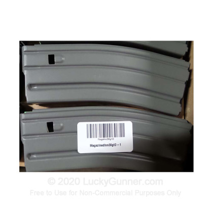Large image of Cheap 30 Round AR-15 Magazines For Sale - Unissued 5.56/.223 D&H Military Surplus AR-15 Mags in Stock