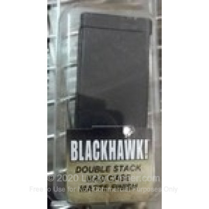 Large image of Blackhawk Double Stack Pistol Magazine Pouches For Sale - Blackhawk Universal Double Stack Mag Holders for 9mm and 40 S&W Ammo Magazines