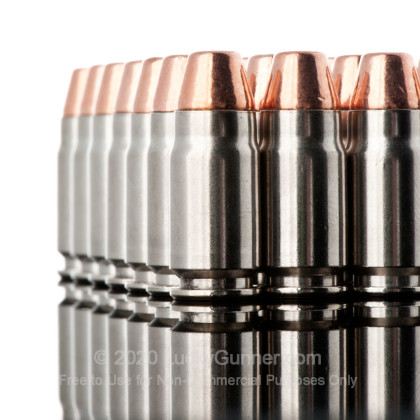 Image 4 of Military Ballistics Industries .357 Sig Ammo