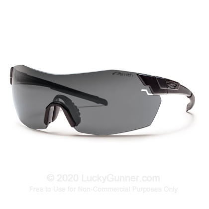 Large image of Smith Optics Elite PivLock V2 Max Tactical Shooting Glasses For Sale - Smith Ballistic Glasses in Stock