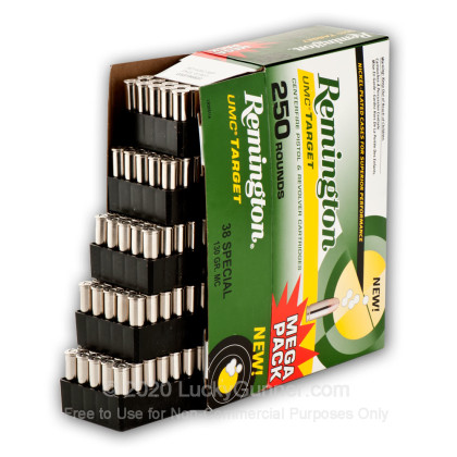 Image 7 of Remington .38 Special Ammo