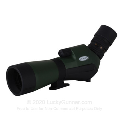 Large image of Angled Spotting Scope For Sale - Weaver 849685 - 15-45x 65mm Spotting Scope in Stock