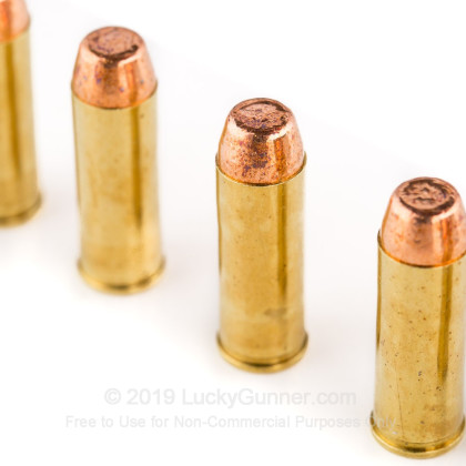 Image 3 of Military Ballistics Industries .45 Long Colt Ammo
