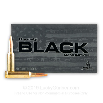 Image 2 of Hornady 6mm Creedmoor Ammo