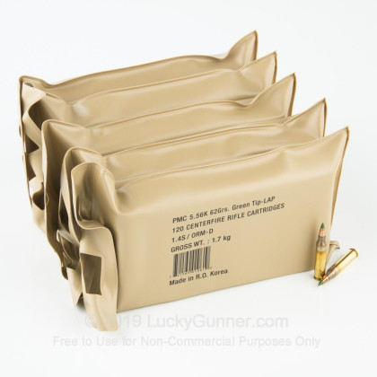 Image 1 of PMC 5.56x45mm Ammo