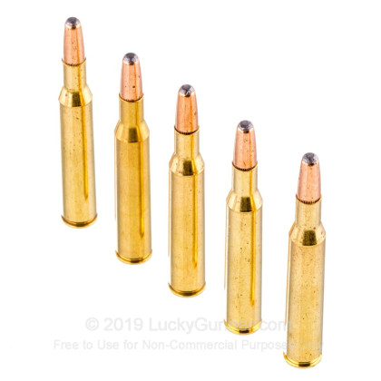 Large image of Premium 270 Ammo For Sale - 150 Grain SP Ammunition in Stock by Federal Non-Typical Whitetail - 20 Rounds