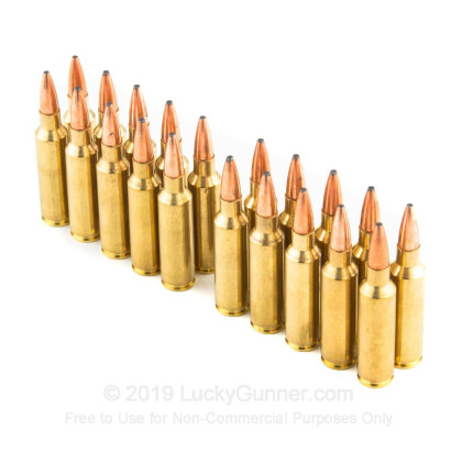 Image 4 of Federal 300 Winchester Short Magnum Ammo