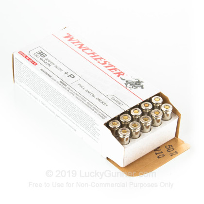 Image 3 of Winchester .38 Super Ammo