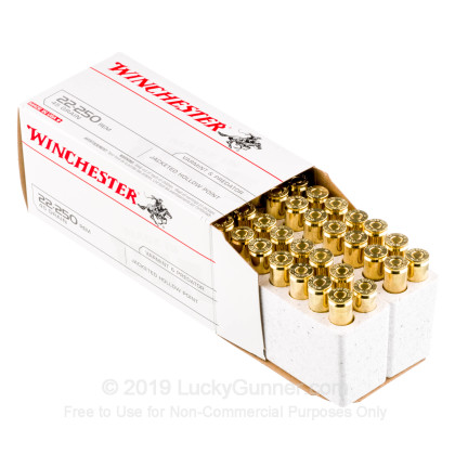 Image 3 of Winchester .22-250 Remington Ammo
