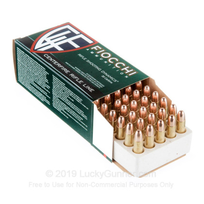 Image 3 of Fiocchi 30 Carbine Ammo