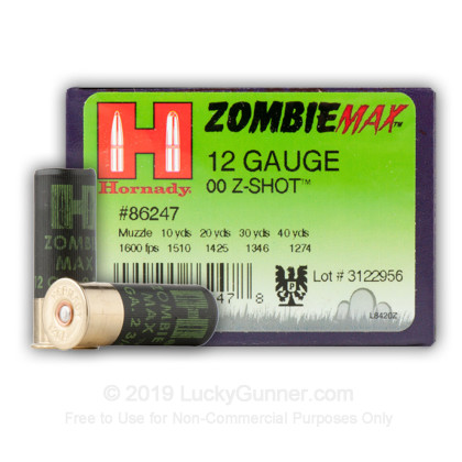Image 1 of Hornady 12 Gauge Ammo