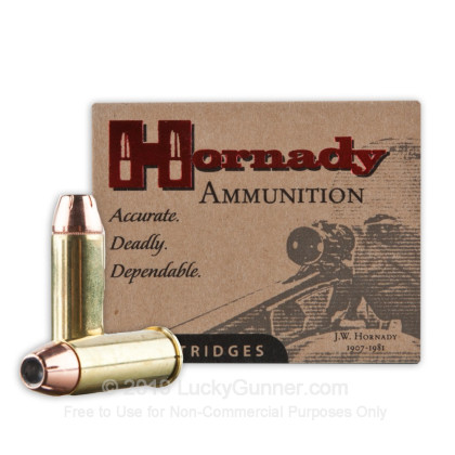 Image 2 of Hornady .44 Magnum Ammo