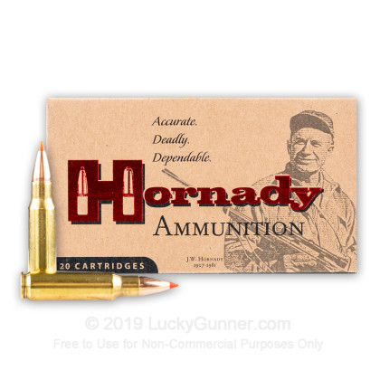 Image 2 of Hornady 6.8 Remington SPC Ammo