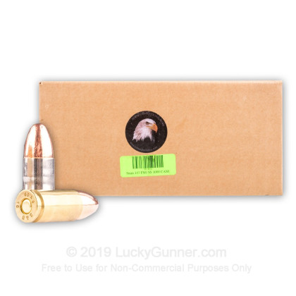 9mm - 147 Grain Plated RN - Subsonic - Military Ballistics Industries - 100  Rounds