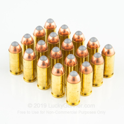 Image 4 of Glaser Safety Slug .40 S&W (Smith & Wesson) Ammo