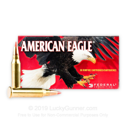 Image 2 of Federal .17 Win Super Mag (WSM) Ammo
