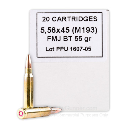 Image 2 of Prvi Partizan 5.56x45mm Ammo