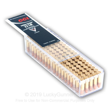 Image 3 of CCI .22 Long Rifle (LR) Ammo