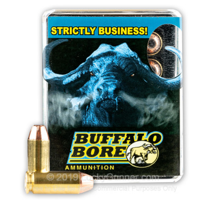 Image 2 of Buffalo Bore 10mm Auto Ammo