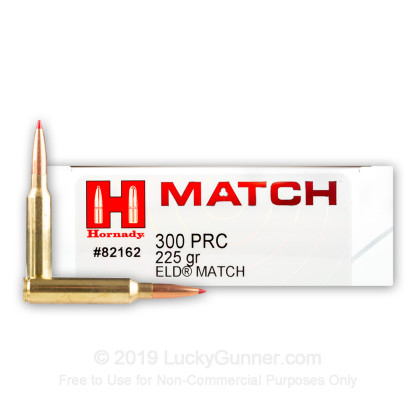 Image 1 of Hornady 300 PRC Ammo
