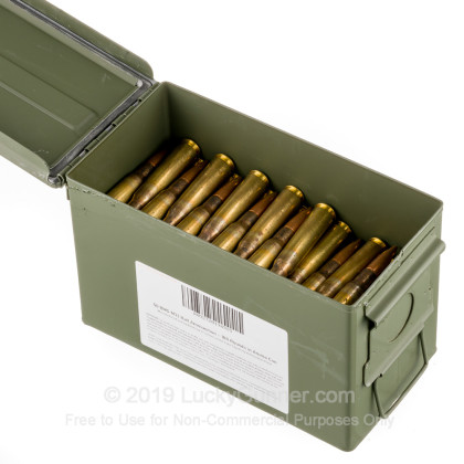 Image 2 of Lake City .50 BMG Ammo