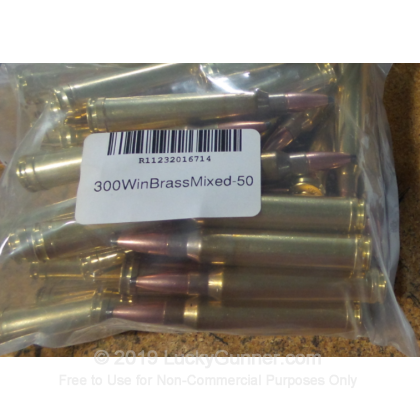 Image 1 of Mixed .300 Winchester Magnum Ammo