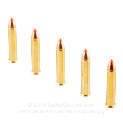 Image 4 of Hornady .22 Magnum (WMR) Ammo