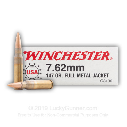 Image 8 of Winchester .308 (7.62X51) Ammo