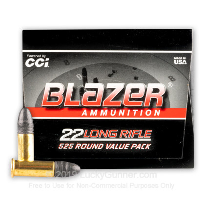 Image 2 of Blazer .22 Long Rifle (LR) Ammo