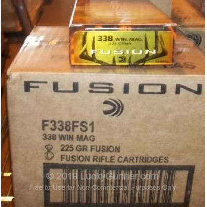 Image 4 of Federal .338 Winchester Magnum Ammo